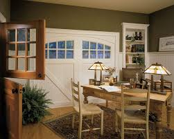 garage conversion to office. den garage conversion home office traditional with carriage doors area rugs to