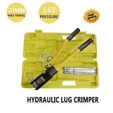 Yqk 70 Die Chart Yqk 300 Quick Hydraulic Pliers Wire Cable Lug Terminal Crimper Tool 16 300mm2 Ebay