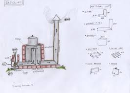 this site actually has two diffe designs for a rocket stove truthfully they both look pretty intense to build but they also look really awesome
