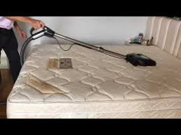 mattress vacuum cleaner. bed cleaning / dust mite elimination - sirena air purifying vacuum cleaner youtube mattress