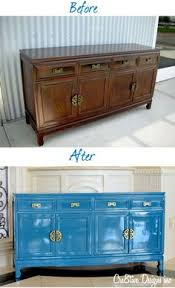 Laquered furniture 80s Lacquered Credenza Before After Sherwin Williams Loch Blue Credenza Inspo Lacquer Furniture Pinterest 62 Best Lacquered Furniture Images Home Decor Homes House