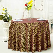 get ations the hotel restaurant tablecloth round european jacquard table cloth home square tablecloth table skirt fabric can