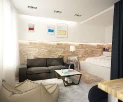 One Room Living Design Idei De Design Pentru Garsoniera One Room Apartment Design Ideas