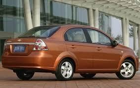 2011 Chevrolet Aveo - Information and photos - ZombieDrive