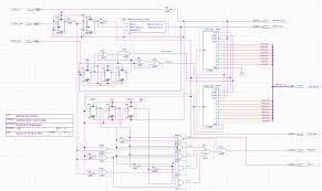 mfm encoder v1c jpg b second development wiring block diagram and verilog module