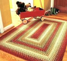 square braided area rugs target ideas rectangular red cream olive hand woven contemporary vintage wool