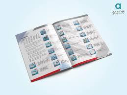Creative Brochure Design Agency In India Abhishek Graphics