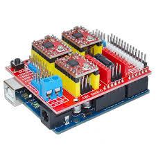 arduino uno arduino cnc shield v3 0