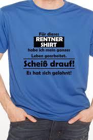 Rentner Shirt Shirt Für Den Frischgebackenen Ruheständler Lustig