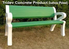 cement garden bench. Fine Cement Concrete Garden Bench With Hand Rest Concrete Benc For Cement E