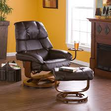 Yellow And Brown Living Room Living Room Leather Recliners With Yellow Wall Design And Brown