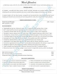 8 Good Cv Examples For Job Sumayyalee