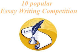 popular essay writing competition  essay competition
