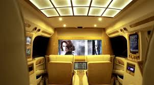 cadillac truck 2015 inside. inside the lexani 2015 concept one cadillac escalade truck