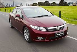 new car launches around the worldThe new Honda Civic arrived in various countries around the world