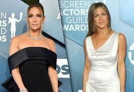 SAG Awards 2020 Red Carpet: Jennifer Aniston, J. Lo & More