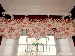 Valance Kitchen Curtains Kitchen Curtains Valances And Tiers