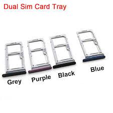 <b>10Pcs</b>/<b>lot For Samsung Galaxy</b> S9 S9 Plus Single Sim Card Tray ...