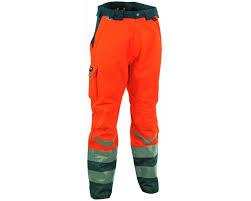 Cofra Safe Hi Vis Quilted Trousers, V025 - MammothWorkwear.com & ... orange Cofra Hi Vis Quilted Waterproof Trousers ... Adamdwight.com