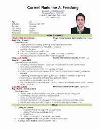 Filipino Nurse Resume Sample New Nurse Resume Template Reference