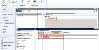 Retail Store Org Chart Axapta Retail Or Ax Retail How To Create A New Store In Ax 2012