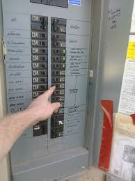 Circuit Breaker Cabinet Installing Under Cabinet Lighting Electrical Online