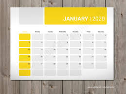 2020 monthly planner template 2020 calendars and planners templates yearly monthly
