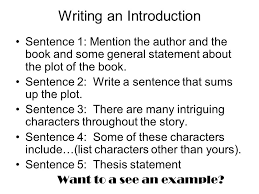 lord of the flies character analysis ppt video online  6 writing an introduction