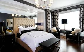 black and white master bedroom decorating ideas. Master Bedroom Modern Black Furniture Decorating Ideas Inside And White B