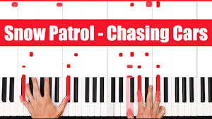 Uploaded on jun 11, 2020. Chasing Cars Snow Patrol Piano Tutorial Easy Chords Youtube