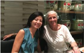Level 2 with Wendy Palmer in Shanghai – Leadership Embodiment