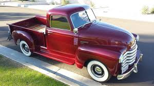1952 Chevy Pickup | Just Rolling Along! | Pinterest | Chevy ...
