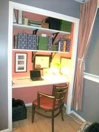closet office space. Closet Office Space Turn Into Design A Your Home .