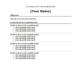 Correct Resume Format Magnificent What Is The Proper Format For A Resume Yelommyphonecompanyco