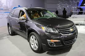 2013 Chevrolet Traverse Specs and Photos | StrongAuto