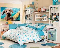 Polka Dot Bedroom Decor Teen Room Attractive Light Blue Dots Bedding On Light Blue Dots