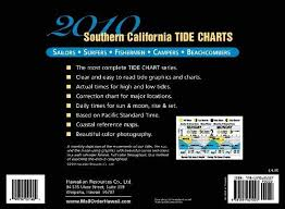 Baja Tide Chart Southern California Tide Charts 2010 Wall Calendar Hawaiian