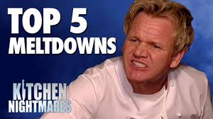 The Secret Garden Restaurant Kitchen Nightmares Gordon Ramsays Top 5 Meltdowns Kitchen Nightmares Youtube