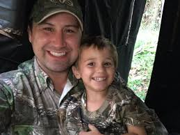 "Adam Kuettel on Twitter: ""First hunting trip the little guy… """