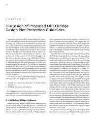 Aashto Lrfd Bridge Design Specifications 6th Edition Pdf Download Chapter 3 Discussion Of Proposed Lrfd Bridge Design Pier