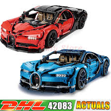 The lego 42083 technic bugatti chiron sports race car set expertly captures the sleek design of the iconic supercar. 2021 Wholesale 20086b Technic Red Bugatti Chiron Racing Car Set Model Building Kit Blocks Bricks Toy Gift Compatible Legoingly 42083 From Hongxuanstore04 187 99 Dhgate Com