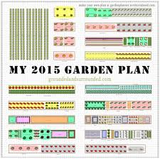 Kitchen Garden Companion My 5000 Sq Ft Vegetable Garden Plan Grounded Surrounded