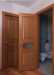 Двери в ванную комнату группы классификации изделий  Деревянные двери в сантехническое помещение