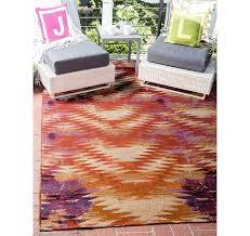 4 x 6 outdoor modern rug