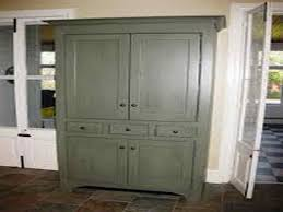 stand alone kitchen pantry color