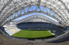 Fisht Olympic Stadium Fisht Olympic Stadium Sochi Fisht