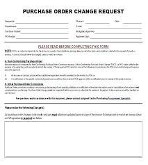 Purchase Order Form Template Purchase Order Invoice Template Change ...