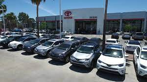 Toyota Dealer Tucson AZ New & Used Cars for Sale near Sierra Vista AZ -  Desert Toyota
