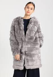 yas yasfaux winter coat women clothing coats drizzle y a s clothing winter coats