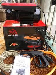 GIÁ TỐT] máy rửa xe gắn máy xe hơi áp lực cao haloshi 1500w, Giá siêu tốt  2,780,000đ! Mua nhanh tay! - Bigomart